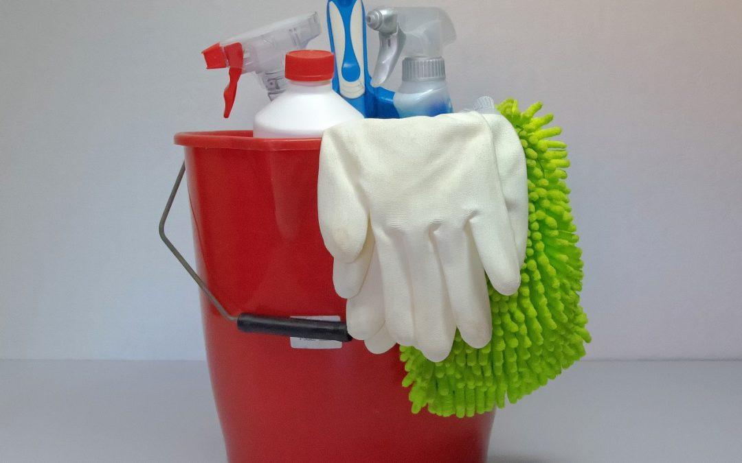 Fabriquer ses produits ménagers écologiques, c'est facile!